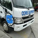 Core Support Auto Recycling Tow Truck