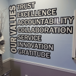 Core Support Auto Recycling Headquarters Values